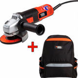 Amoladora Angular 4½ + Mochila Black And Decker 820w G720b