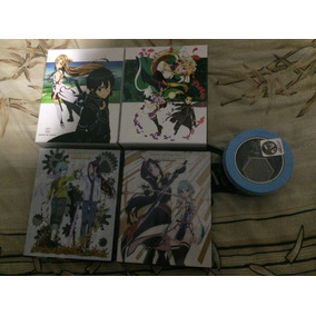 Sword Art Online I & Ii Complete Series Blu-ray Edition