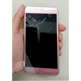 Frontal Lcd Touch Lg X Cam K580 K580dsf Rose/ Rosa Original