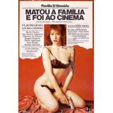 Matou A Família E Foi Ao Cinema (1991) Cláudia Raia Dvd