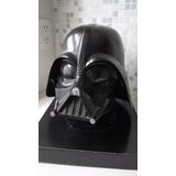Mascara Casco Helmet Darth Vader 2005 Importado Usa 2 Piezas