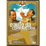 Dvd O Auto Da Compadecida - Duplo Filme E Minissérie Lacrado