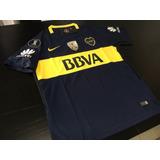 Camiseta Boca Juniors Copa Libertadores 2018