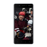Nokia 5 Android Lte Pant. 5.2 Hd 16+2ram 13+8mpx Plata