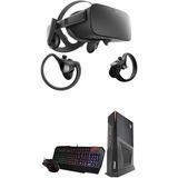 Oculus Rift +sistema Tactil De Realidad Virtual + Pc Msi
