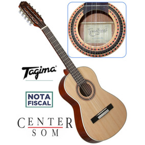 Viola Tagima - Terra Brasil - Acústica Vl1 Ac Natural