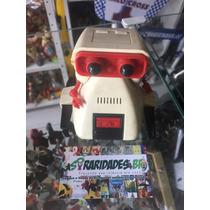 Brinquedo Antigo - Robô Ding-bot (ding-bo) Da Tomy