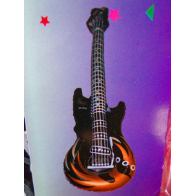 Instrumento Musical Guitarra Electrica Naran Figura Inflable