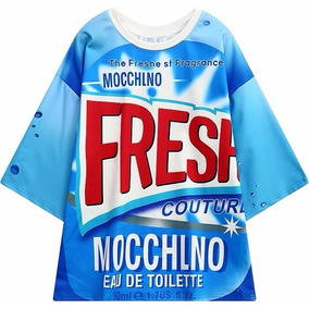 No Moschino Jeremy Scott Swag Remera Fresh Harajuku Full 3d