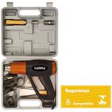 Soprador Térmico 550ºc Pistola Ar Quente 220v Gamma Hg025k