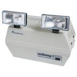 Luminária Emergência 2x55w 127/220v C/ Bateria