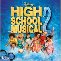 Cd High School Music 2 - 2007 Lacrado Novo Bonus Português
