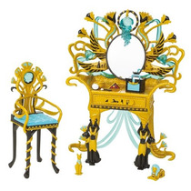 Accesorio Monster High Cleo De Nile Vanity