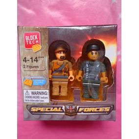 Set De Figuras Fuerzas Especiales