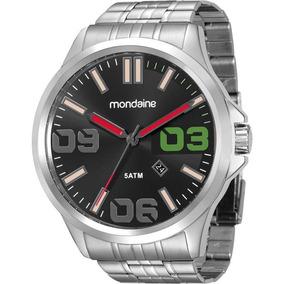 Relógio Mondaine Masculino 78696g0mvna2