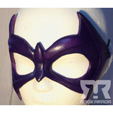 Nightwing Robin Máscara De Latex, Disfraz Halloween Antifaz