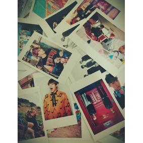 Kpop Fotos Bts Polaroid K-pop Regalo Original X 50
