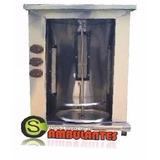 Maquina Bancada Churrasco Grego Kebab Automatico - Pop Inox