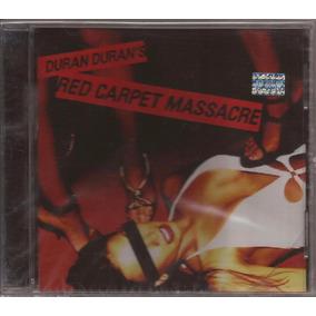 Cd Duran Duran Red Carpet Massacre Sellado