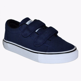 Zapatillas Rusty Niño Hans Blue Canvas - Rz010305