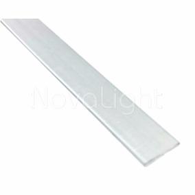 Bal-001 Perfil De Aluminio Para Tiras Led - 1mt (base Led)