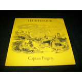 Lee Ritenour Captain Fingers Disco Lp Vinil Usa Jazz Guitar