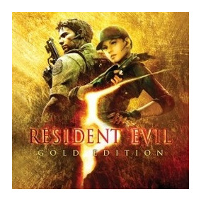 Ps3 Resident Evil 5 Gold Edition A Pronta Entrega