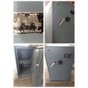 Caja Fuerte Magnum Com Teclado Y Temporizador