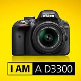Nikon D3300 Af-p Dx Nikkor 18-55mm Paga Hoy Y Recibes Mañana