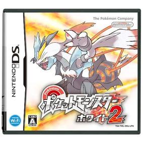 Pokemon Blanco Y Negro Ds Juego - Pokemon Blanco Versión 2