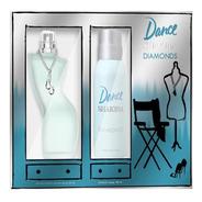 Kit Shakira Dance Diamonds Edt 80ml  + Desodorante