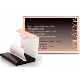 Lenços De Papel Antibrilho Da Pele Mary Kay - Promoção