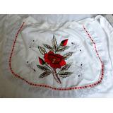 Mandil Bordado Danza Regional Michoacan Morelia Disfraz