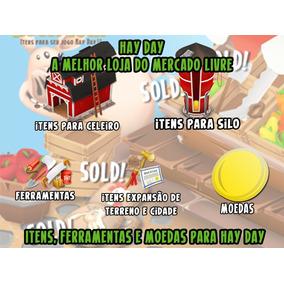 Hay Day Itens,melhores Preços Na Descrição, **promoção***