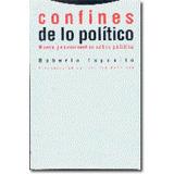 Confines De Lo Politico. Nueve Pensamiento. Roberto Esposito