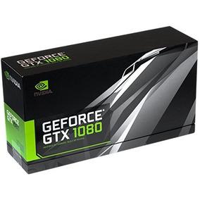 Nvidia Geforce Gtx 1080 Founders Edition, 8gb Gddr5x Pci Exp