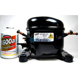 Compresor De Nevera 1/6 Samsung Msa488c-s1b + Kit Y Gas