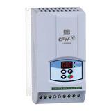 Inversor De Frequencia Cfw10 5cv 15,2a 220v Trifasico
