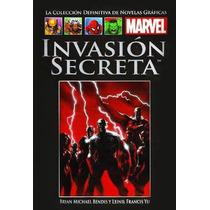 Coleccion Marvel Salvat: Invasion Secreta