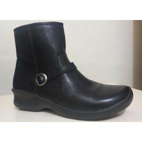 Botas Botines Keen Zapatos Cuero Impermeables Dama Oferta