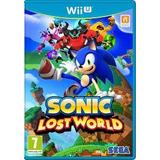 Sonic Lost World Wiiu Nuevo Sellado