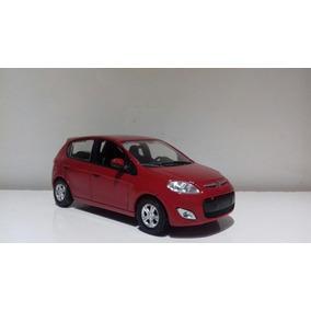 Miniatura Fiat Palio Norev Cor Vermelho 1/43