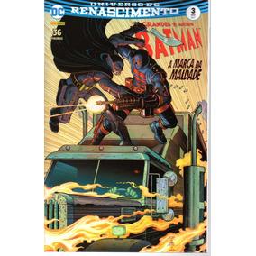 Grandes Astros Batman 3 Renascimento - Bonellihq Cx452 H17