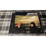 Amaral - Pajaros En La Cabeza - Cd Original Promo