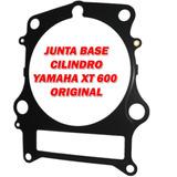Junta De Base Cilindro Yamaha Xt 600 Original Solo Fas Motos