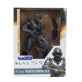 Halo 5 Spartan Locke Figura Articulada 10 Con Accesorios B