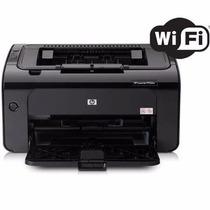 Impressora Hp Wi Fi P-1102w Laserjet - 110 Volts
