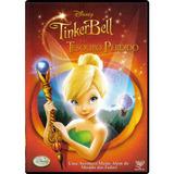 Dvd Tinker Bell E O Tesouro Perdido