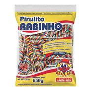 Pirulito Rabinho Tutti Frutti 650g