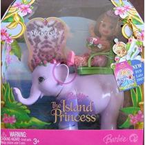 Juguete Barbie Princesa De La Isla Kelly